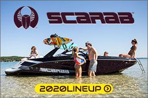 スカラブ ジェットボート 2020LINEUP