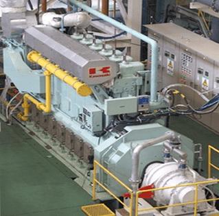 国産初!川崎重工舶用エンジン ノルウェー船協から承認取得