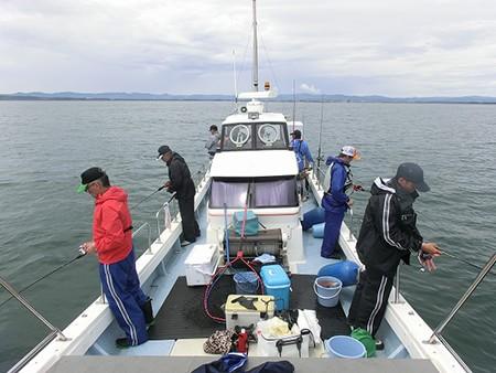 【BLOG】遠州灘で体験ボートフィッシング スズキマリーナ浜名湖
