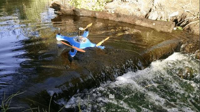 フィッシング業界に革命!魚を見つけるドローン誕生!