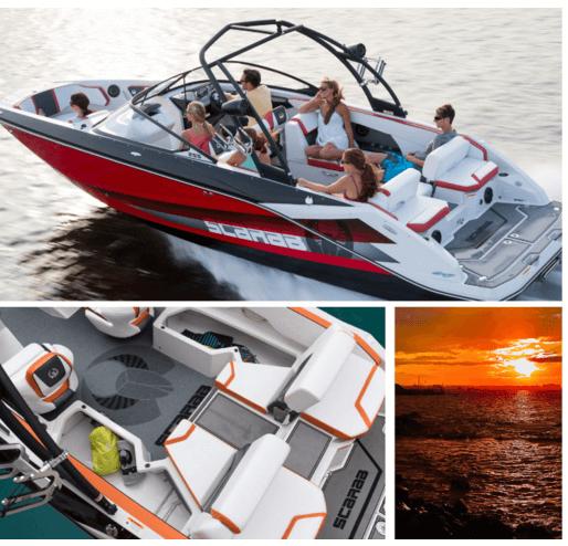SCARABジェットボート2016年モデルを発表!