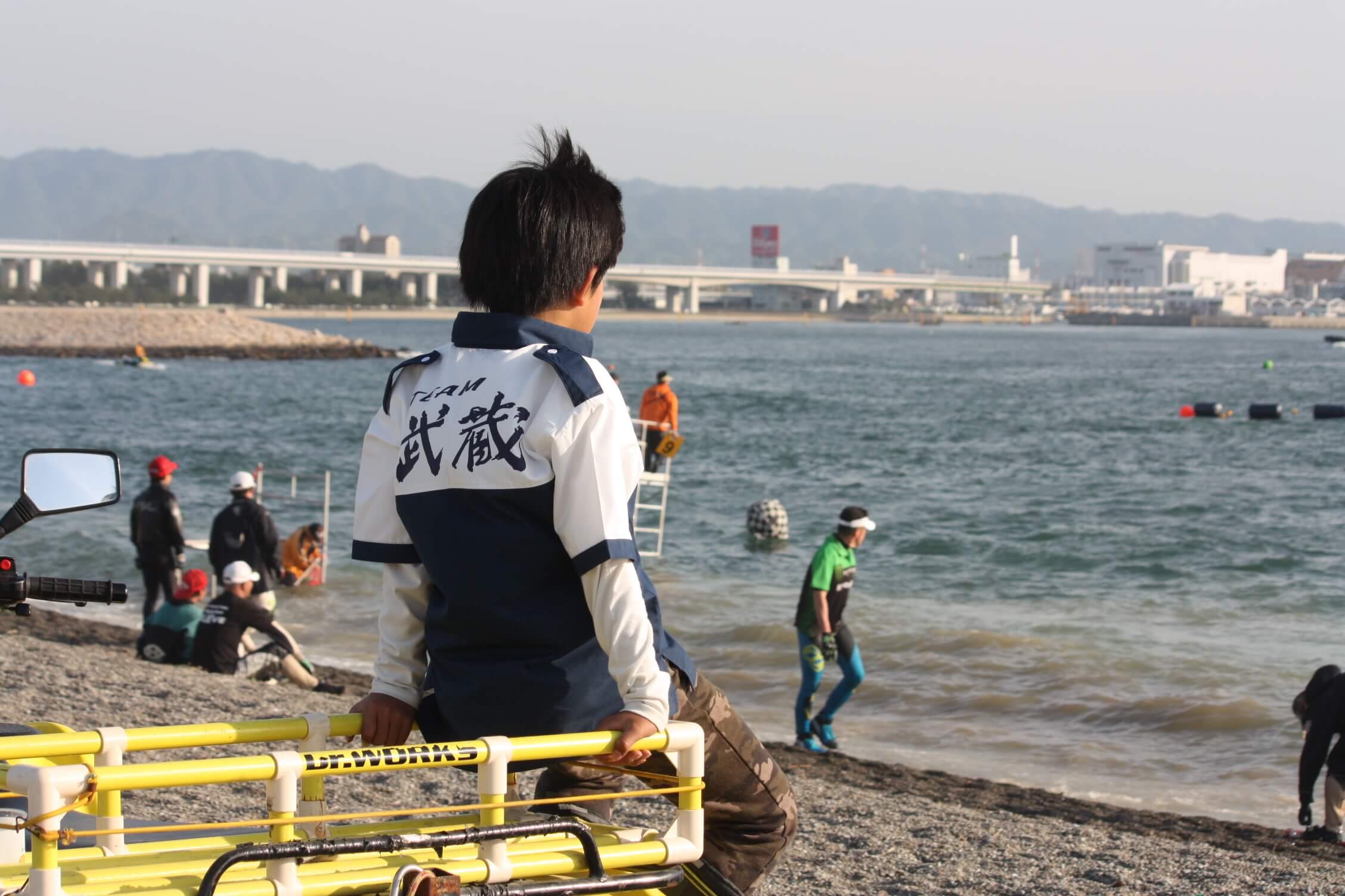 JJSBA & JJSF 開幕戦 大阪二色の浜大会 特集ページアップしました!