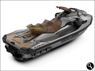 GTX LTD300 リアデザイン