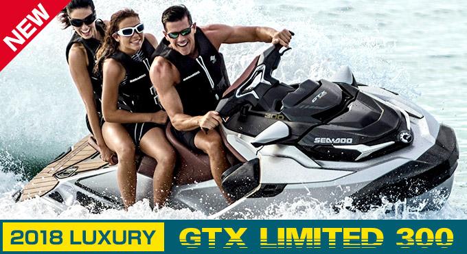 SEA-DOO GTX LTD300