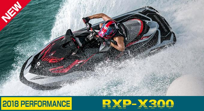 SEA-DOO RXP-X300