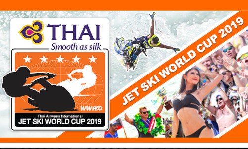 世界に大きな動き!!【ジェットスキーワールドシリーズ 2019】
