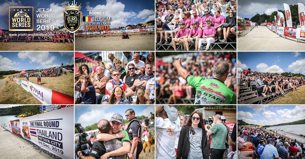 Jet Ski World Series ハイライトページ
