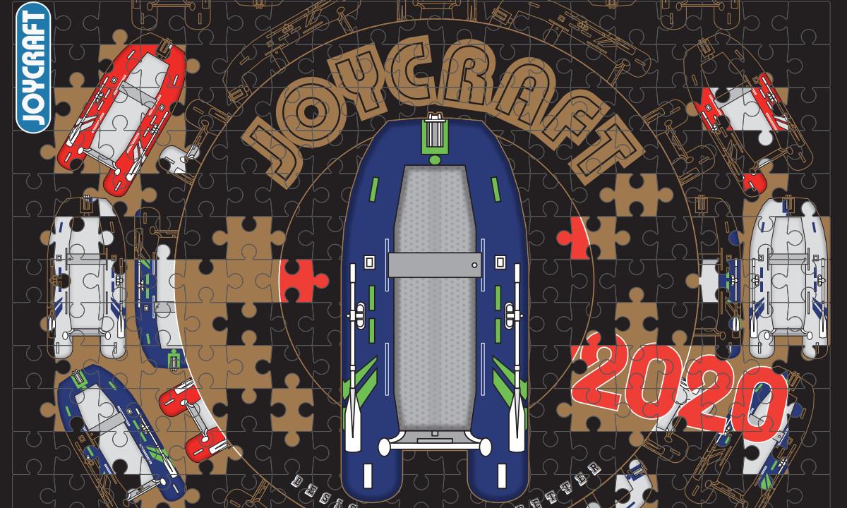 新製品はじめ多数掲載!【ジョイクラフト】2020年度カタログを公開