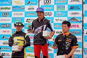 JJSF 2020 R-2 Pro R/A GP 表彰式