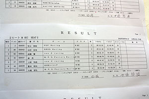 JJSBA 2020 R-1 M SKI HEAT1リザルト