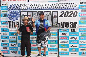 JJSBA 2020 R-1 OP RUNABOUT 表彰式
