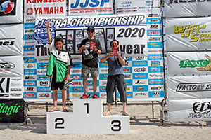 JJSBA 2020 R-2 M SKI 表彰式