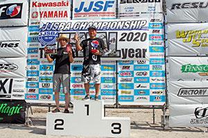 JJSBA 2020 R-2 OP RUNABOUT 表彰式