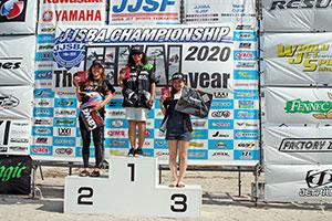 JJSBA 2020 R-2 OP WOMEN 表彰式