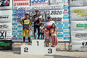 JJSF 2020 R-4 Pro R/A OPEN 表彰式