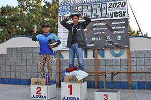 JJSBA 2020 FINAL OP RA 表彰式