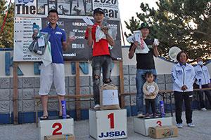JJSBA 2020 FINAL OP SKI 表彰式