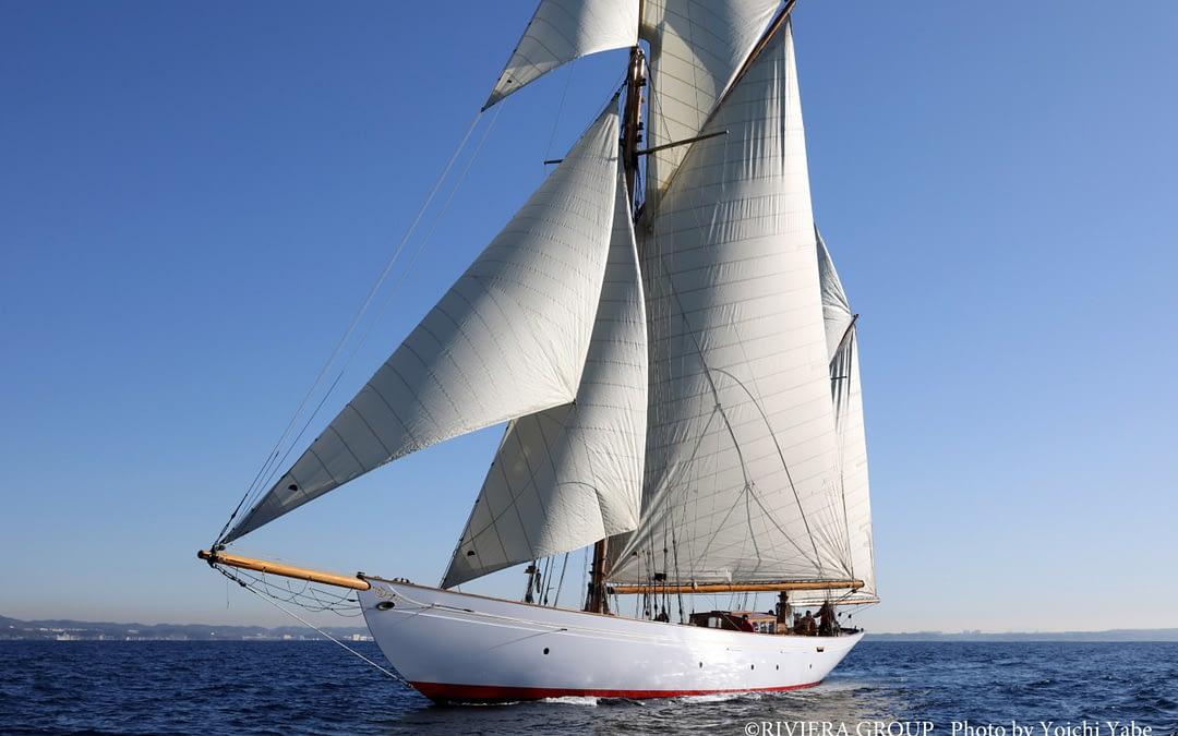 歴史的木造帆船「シナーラ」