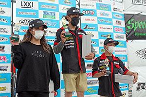 JJSF 2021 R-1 Pro SKI OPEN 表彰式