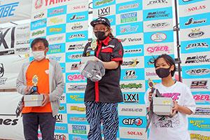 JJSF 2021 R-1 TIME ATTACK SKI 表彰式