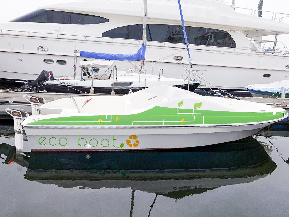 自律航行EV船 共同開発プロジェクト発足